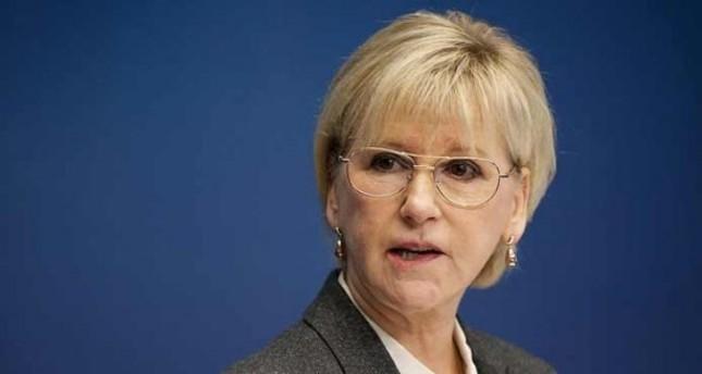السويد: سنقف بجانب دعم الاتحاد الأوروبي للاتفاق النووي مع إيران