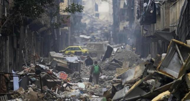 Russland: Deeskalationszone in Syrien ausgehandelt