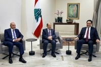Lebanon unveils new government led by PM Hassan Diab