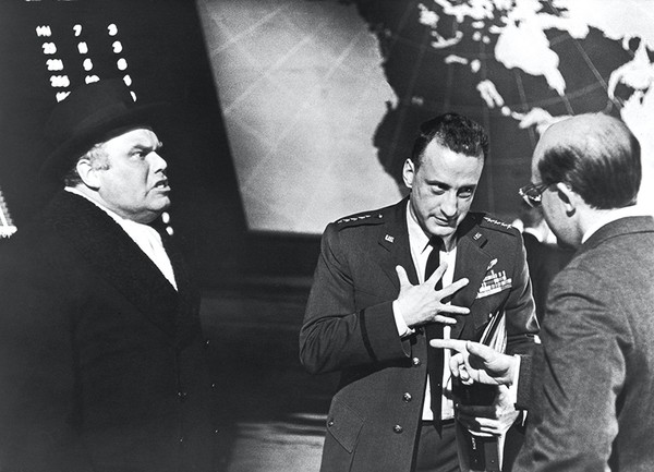 "Kubrick's ""Dr. Strangelove: or: How I Learned to Stop Worrying and Love The Bomb"" won BAFTA for Best Film."