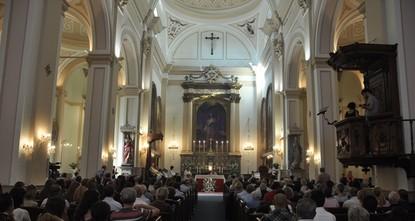 Orthodox Christians gather in İzmir to remember Apostle John