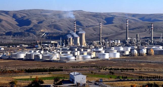 شركة توبراش تتصدر قائمة أكبر المؤسسات الصناعية في تركيا