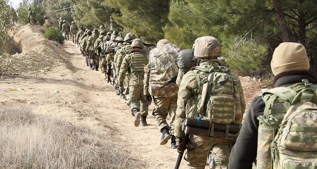"""""""Operation Olivenzweig"""": Ein türkischer Soldat stirbt"""