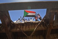 Sudan protesters tear down roadblocks, want army to resume talks