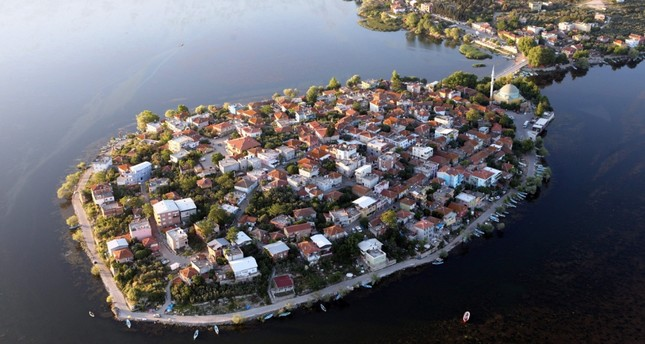 Bursa's 'Little Venice' under excavation