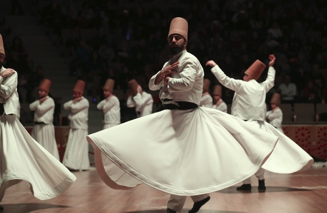Sema performances will be performed for guests as part of the celebrations for the 791st anniversary of Rumi's arrival in Konya.
