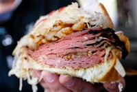 Carbon emissions from UK sandwich eating same as 8.6 million of cars, study says