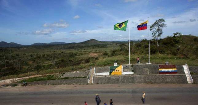 الحدود الفنزويلية البرازيلية (AP)