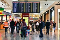 Over 60M air passengers in 4 months
