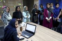 Iran's tech sector blooms under shield of sanctions
