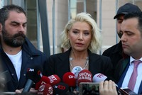 Ex-boyfriend of Turkish singer sentenced to prison for domestic violence