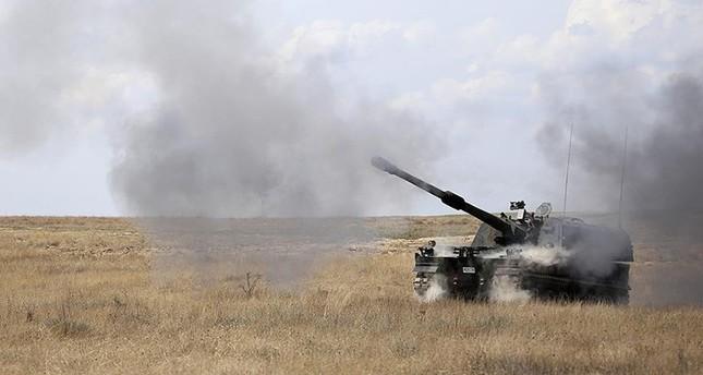 مقتل 8 من عناصر داعش جرّاء قصف تركي وغارات للتحالف شمالي سوريا