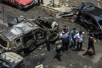Egypt sentences 30 to death over top prosecutor assassination