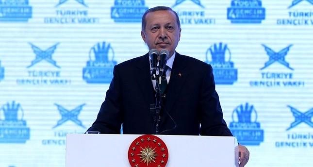 أردوغان يحذر من مشاريع لتقسيم المنطقة عبر الإرهاب