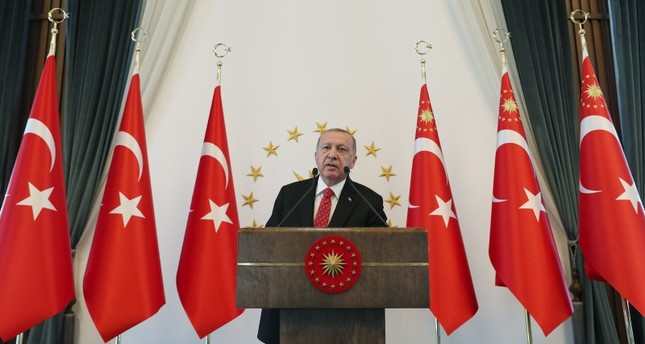 Syria safe zone necessary to settle migrants, handle new waves, Erdoğan says
