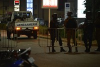 Suspected Daesh terrorists opened fire at a Turkish restaurant in the capital of Burkina Faso late Sunday, killing at least 17 people in the second such attack on a restaurant popular with...