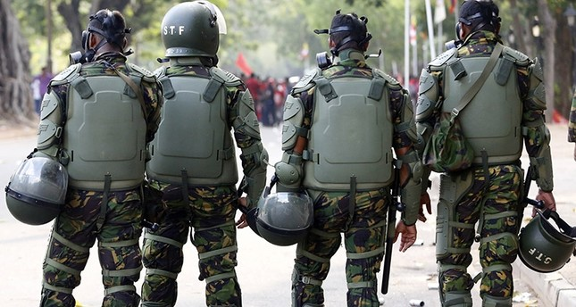 Sri Lanka police launch manhunt for anti-Muslim Buddhist monk