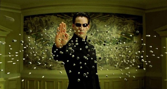 New 'Matrix' film announced with Keanu Reeves