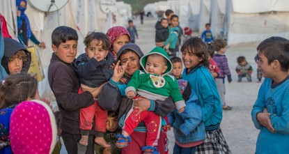 Syrian refugees hope to go home after Turkish op
