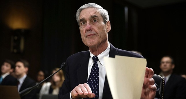 A Washington grand jury on Friday, October 27, 2017 approved the first charges in the probe led by independent prosecutor Robert Mueller, CNN reported. (AFP Photo)