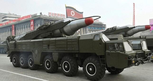 North Korea tests 2 more mid-range ballistic missiles, Seoul claims