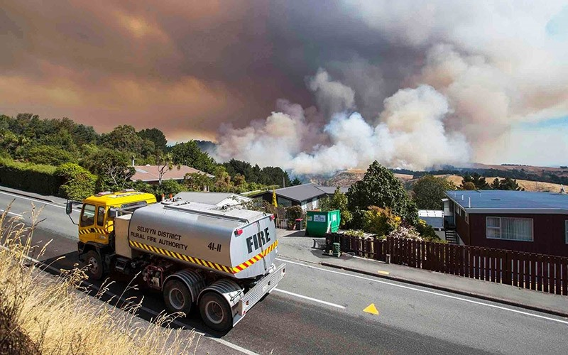 An undated handout photo made available by the Christchurch City Council (CCC) Newsline on 16 February 2017 (EPA Photo)