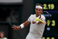 Wary of past pain, Nadal eyes third Wimbledon title