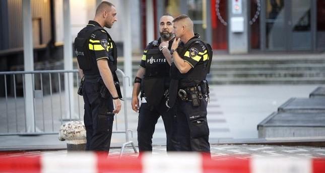 Turkey deports journo upon Dutch intel on terror link