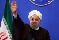 Initial election results have indicated that the incumbent President Hassan Rouhani won the elections in Iran in what is considered to be a major blow to conservative challengers led by opposing...