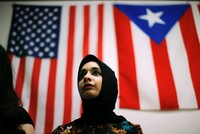 A leading Muslim advocacy group, the Council on American-Islamic Relations (CAIR), reported that the number of anti-Muslim hate crimes in the U.S. rose 91 percent in the first half of the year...