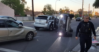 pUber Technologies Inc suspended its pilot program for driverless cars on Saturday after a vehicle equipped with the nascent technology crashed on an Arizona roadway, the ride-hailing company and...