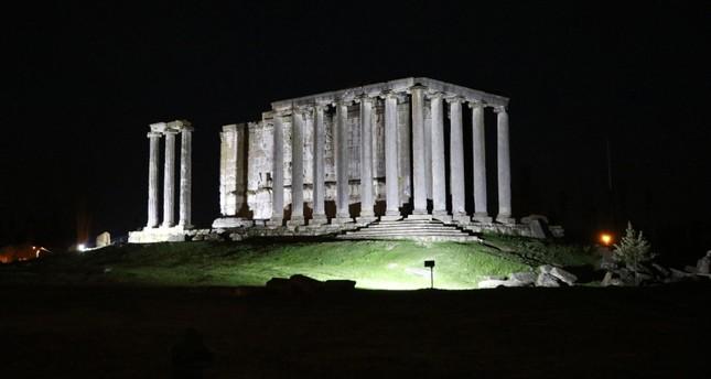 كوتاهية التركية تنفض الغبار عن مدينة أيزانوي الأثرية