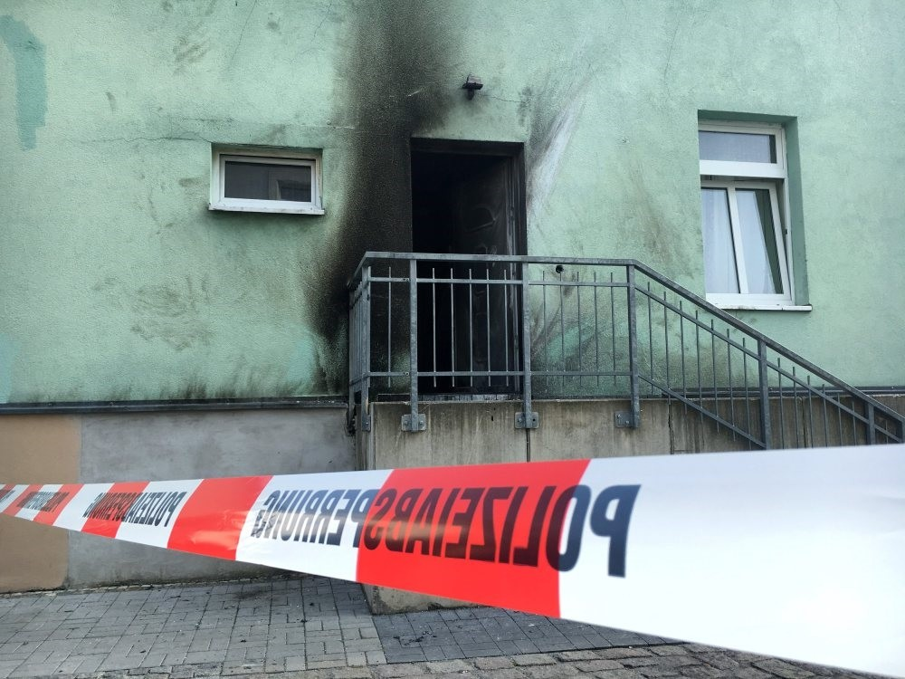 A Turkish-run mosque damaged by an explosion in Dresden, Germany, which is one of many attacks in the country that comes amid concerns of rising Islamophobia across Europe.