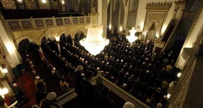 Muslims in Turkey observe Mawlid al-Nabawi, the birth of Prophet Muhammad