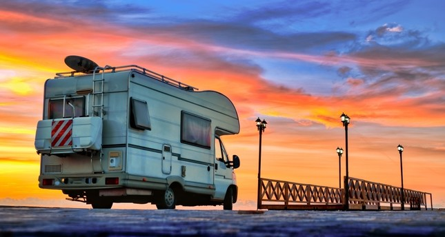 By road and sea: Camp & Caravan fair and boat show come to town