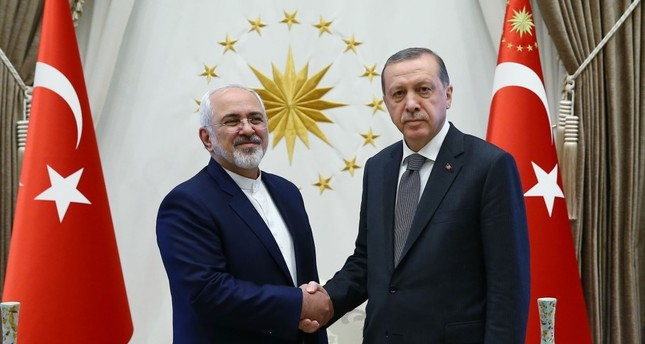 Turkey mobilizing regional powers Russia, Iran to find solutions to regional crises