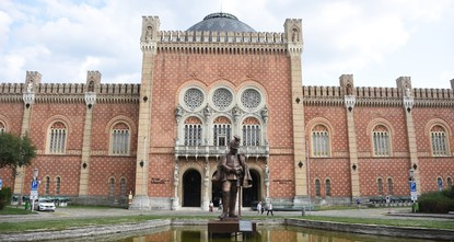 pThe Military History Museum at the Vienna Arsenal is currently hosting about 1.5 million works of art from different periods and wars since the 16th century, including Ottoman war weapons and...