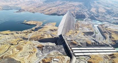 ثاني أكبر سد في تركيا.. الاستعدادات جارية لبدء توليد الطاقة بداية العام المقبل