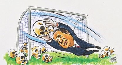 Winning Cup of Nations was matter of life and death for Egypt's el-Sissi