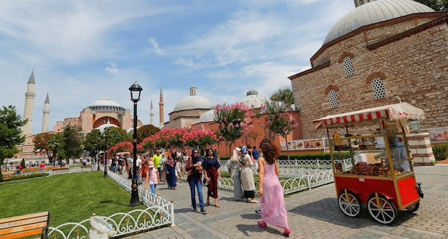 Number of Iranian tourists to Istanbul on the rise