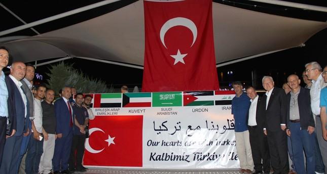 تواصل ردود الأفعال الإفريقية المنددة بمحاولة الانقلاب الفاشلة في تركيا
