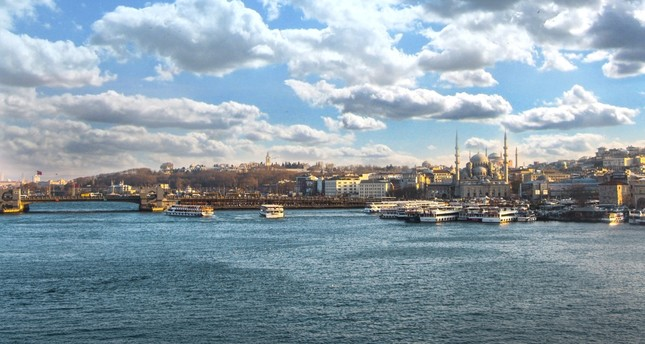 Expats aboard: A fund-raising boat party along the Bosporus