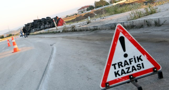Family of 6 killed in traffic accident in northern Turkey