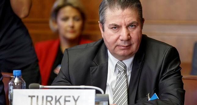 سدات أونال نائب وزير الخارجية التركي
