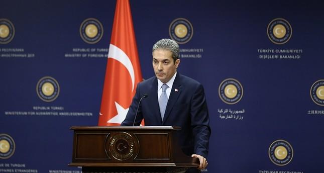 الخارجية التركية تعبّر عن أسفها لبيان القمة العربية بشأن عفرين