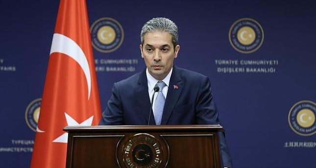 أنقرة: لن نتسامح مع محاولة أثينا فرض الأمر الواقع على حدودنا