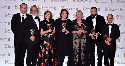 'Roma,' 'The Favourite' take top BAFTA awards