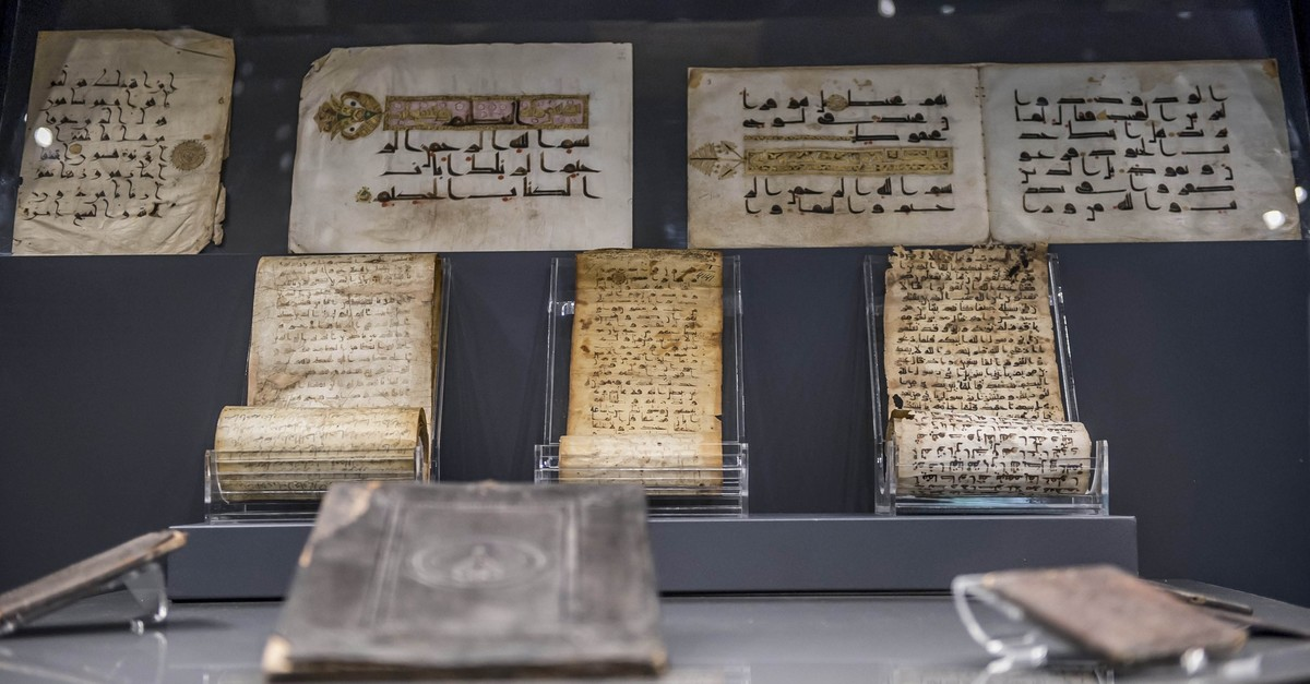 The museumu2019s manuscript collection contains charters, edicts, deeds and many other unique documents.