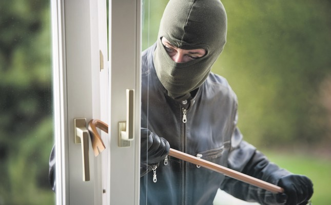 Burglars love summer vacation