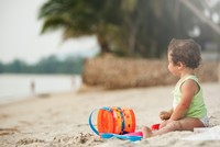 Tips on booking your dream vacation with a baby